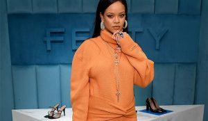 A Fenty, la firma de ropa de Rihanna, se le desgarran las costuras y cierra temporalmente