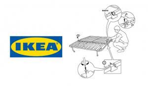 IKEA lanza instrucciones de desmontaje para alargar la vida de sus muebles