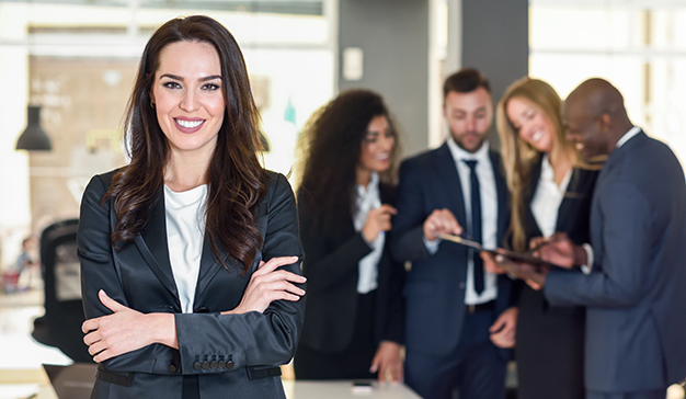 jefa businesswoman