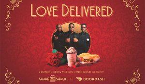 En esta campaña el amor se pide a domicilio y lleva la banda sonora de los Boyz II Men
