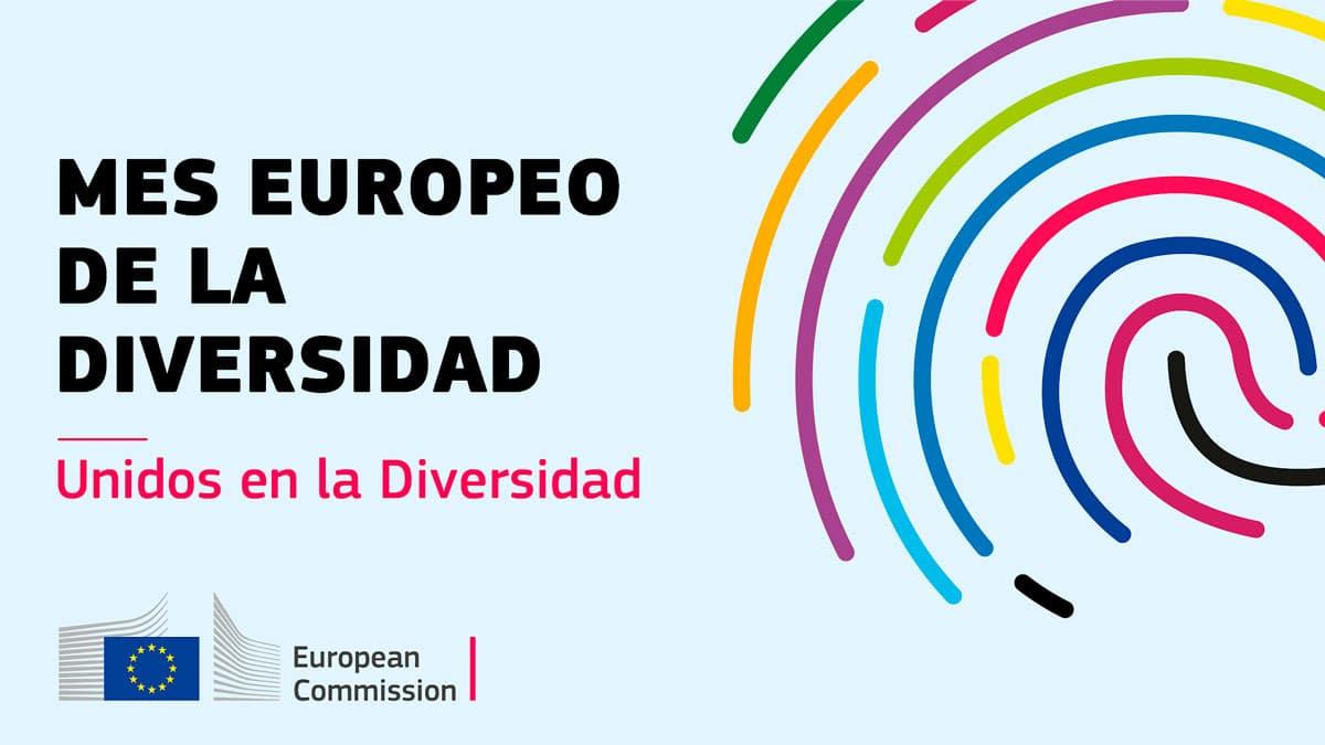 Mes Europeo de la Diversidad