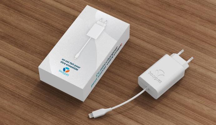 Minicargador para smartphone