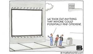 ¿Es el riesgo necesario para impactar con una publicidad realmente efectiva?