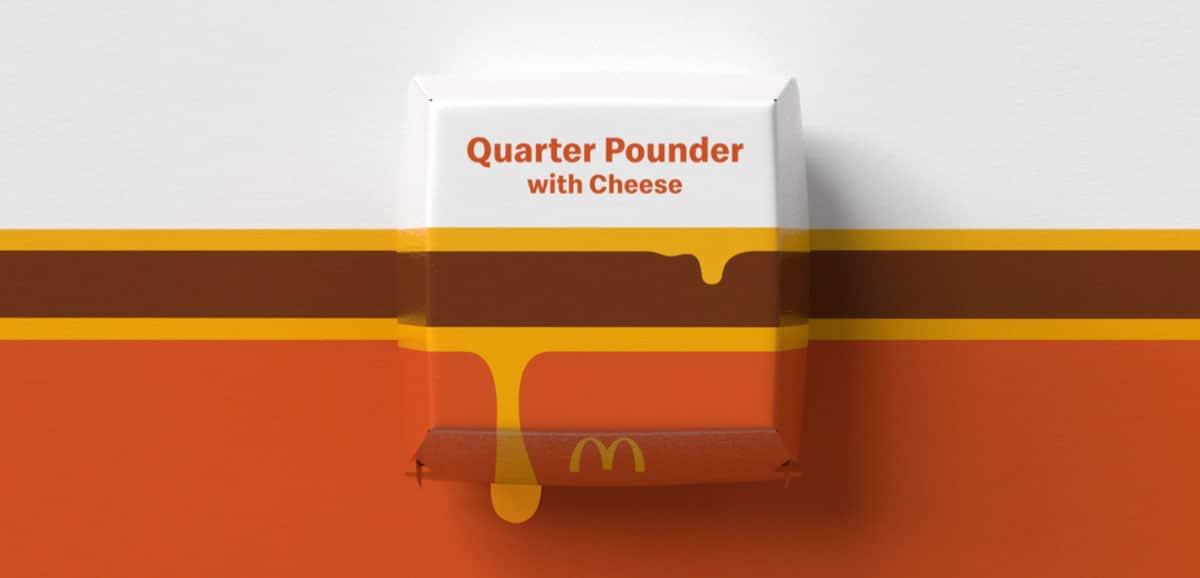 caja Quarter Pounder