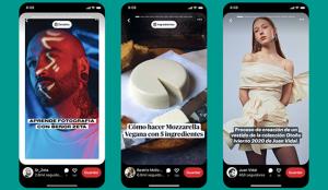 Pinterest lanza su propio formato de stories, que no desaparece en 24 horas