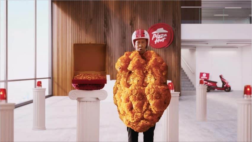 Pizza Hut y KFC se disponen a romper internet con un nuevo y delirante