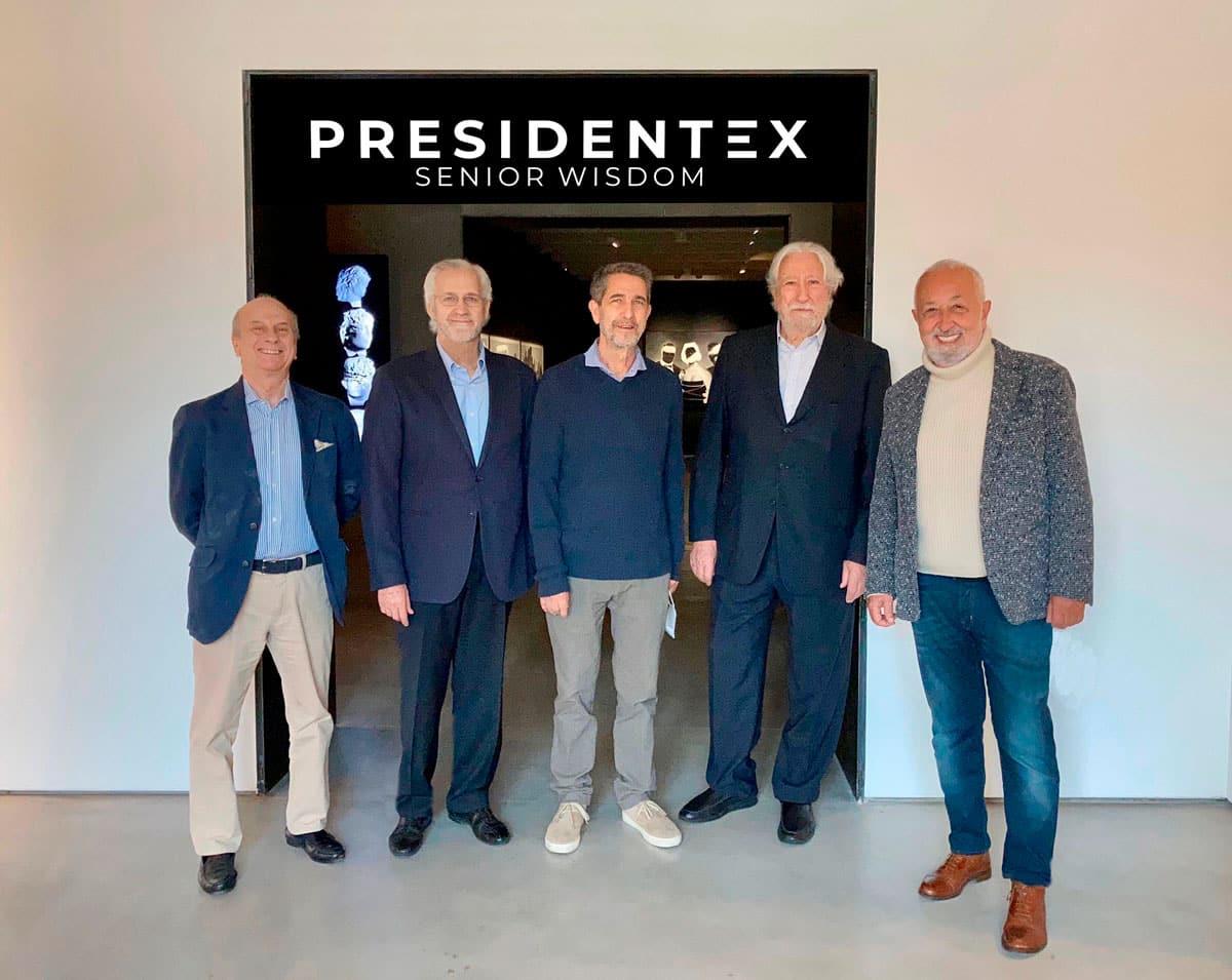 Presidentex, un think tank publicitario