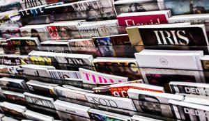 El sector de las revistas aumentó su influencia en un +9,4% en diciembre