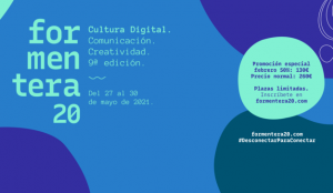 La cita del talento digital: Formentera20