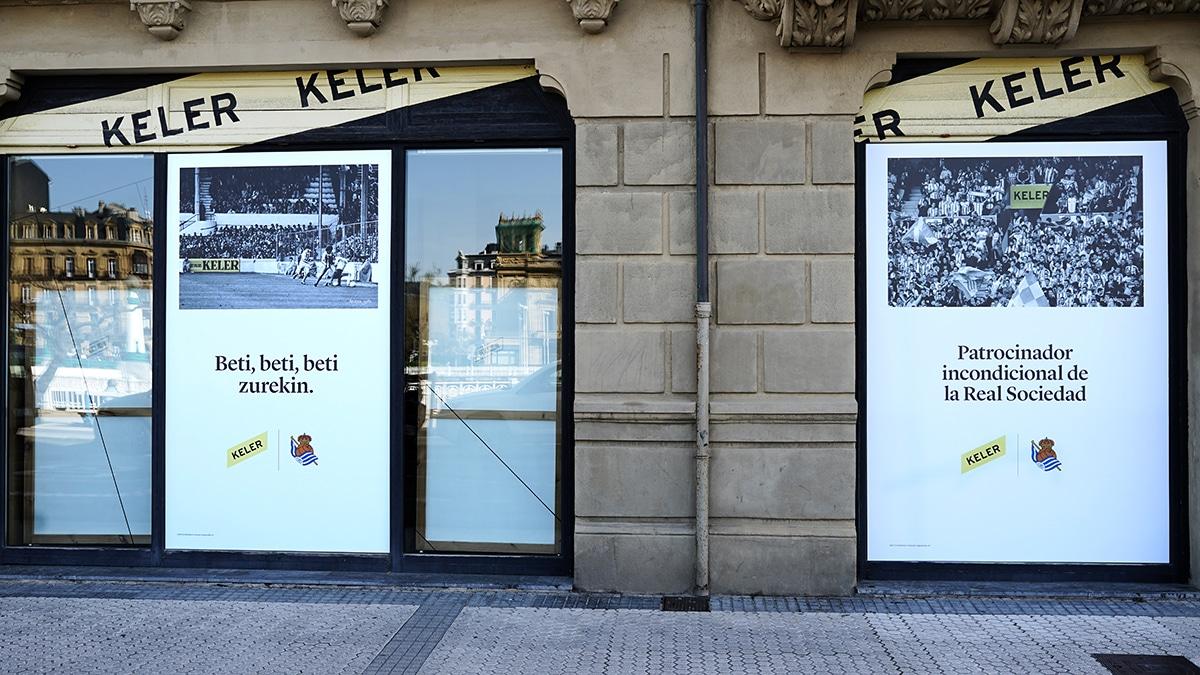 Real Sociedad Keler