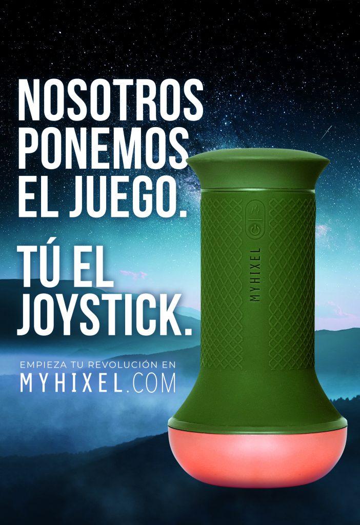 gráfica MYHIXEL