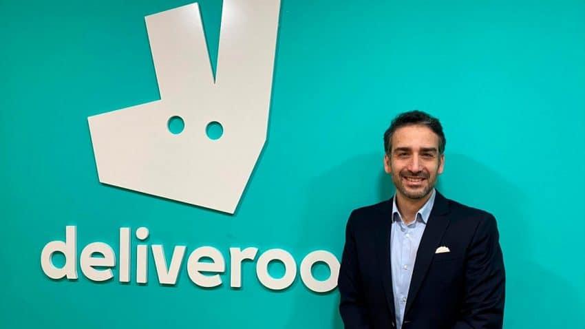 Jesús Muñoz, nuevo director general de Deliveroo España, llega a la compañía para reforzar las relaciones