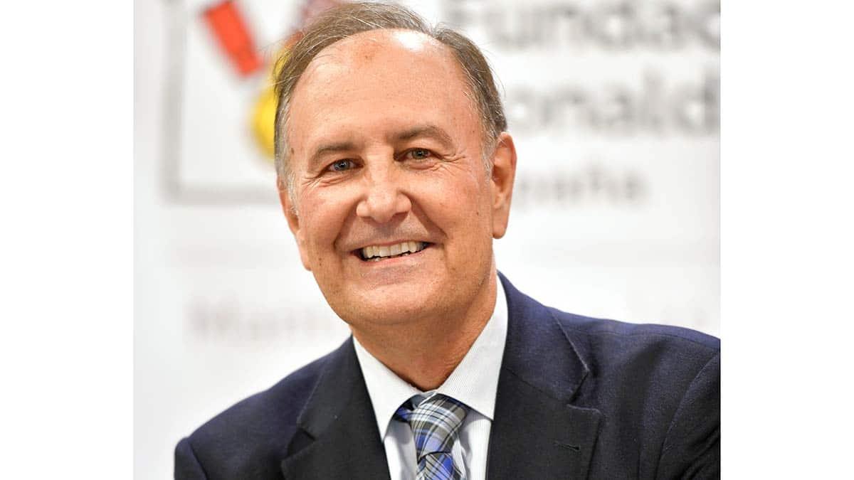 Jose Antonio García, Director Fundación Ronald McDonald