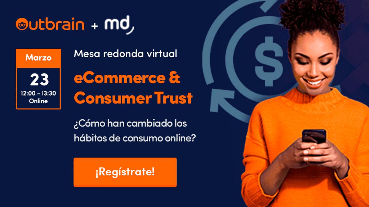 evento outbrain ecommerce consumer trust