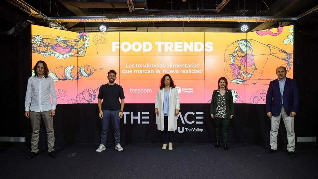 presentación informe food trends sector alimentario