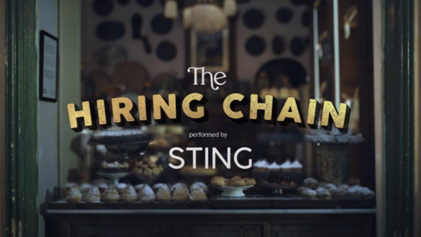 Sting pone voz a una campaña que promueve la inclusión laboral de personas con síndrome de Down