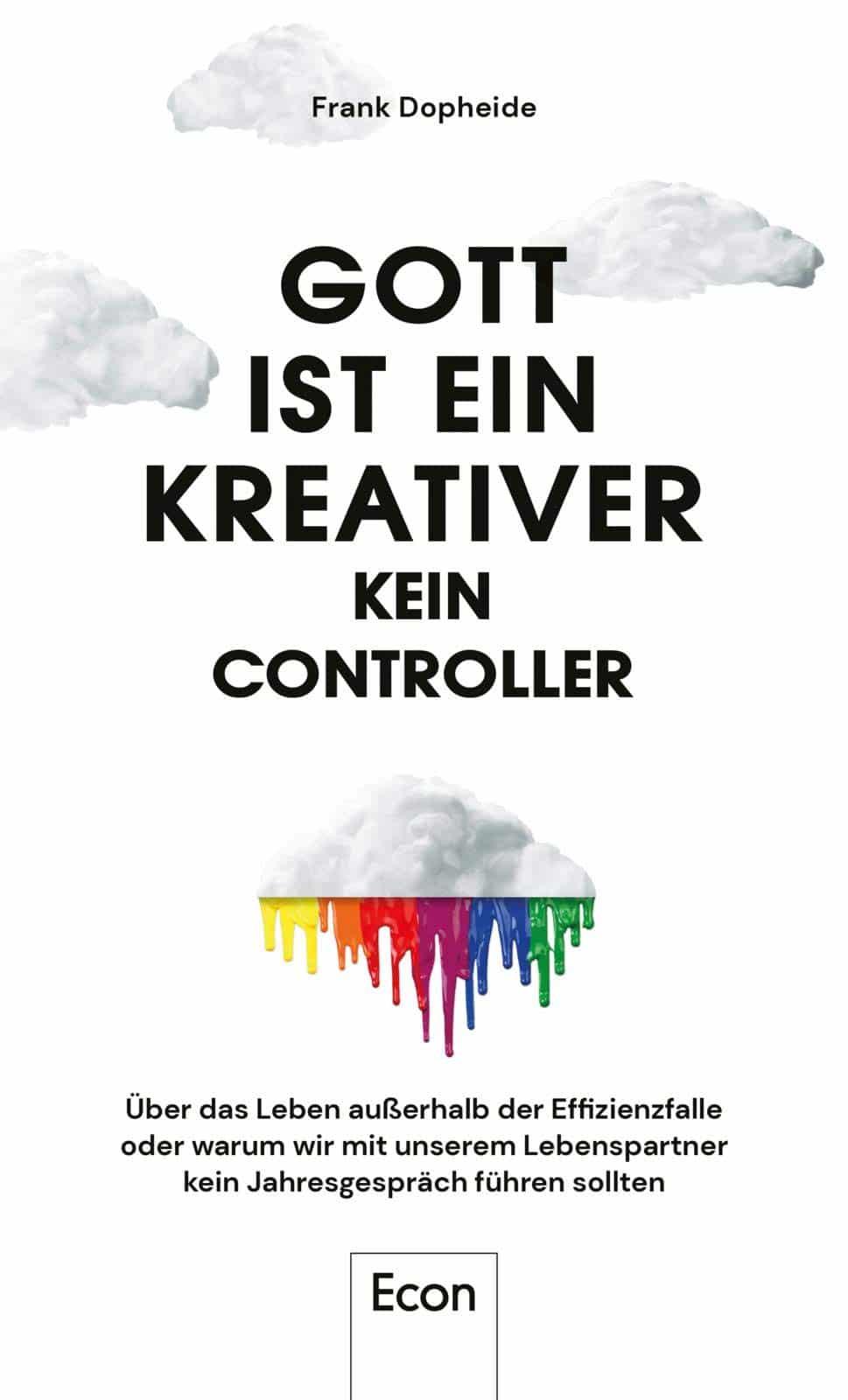 Gott ist ein Kreativer, kein Controller