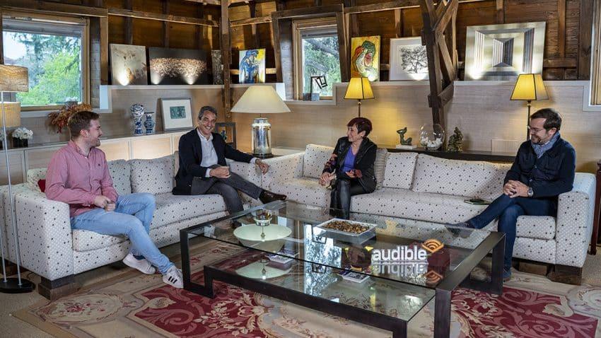 Los audiolibros conquistan a la audiencia española: Las escuchas en Audible.ES crecen un 31% mes a mes