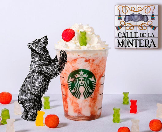 frapuccino starbucks kitchen oso madroño