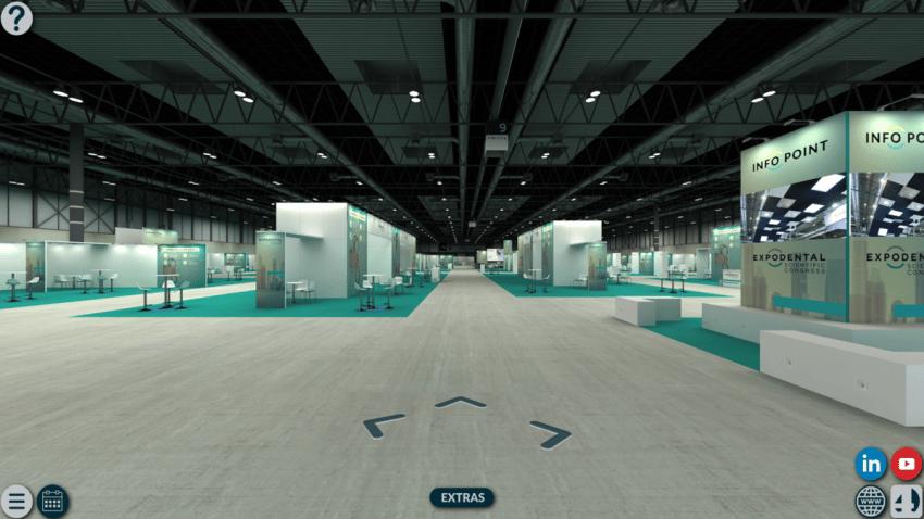 IFEMA designa a 4foreverything la producción de toda la zona expositiva de Expondental Scientific Congress 2021