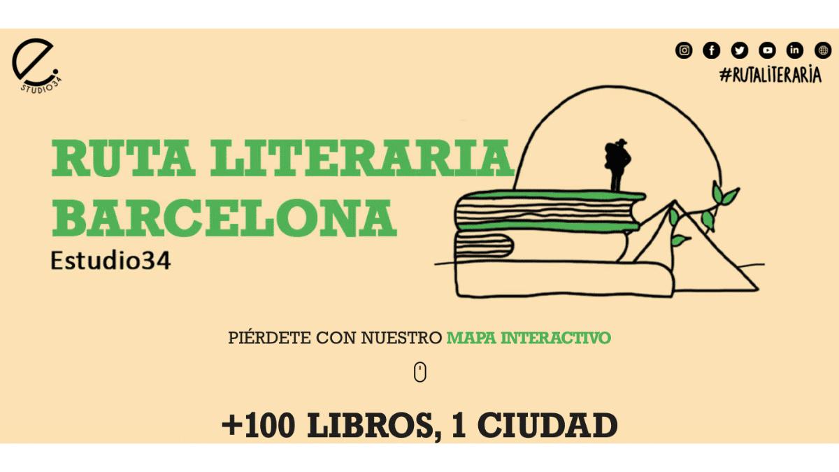 ruta literaria barcelona