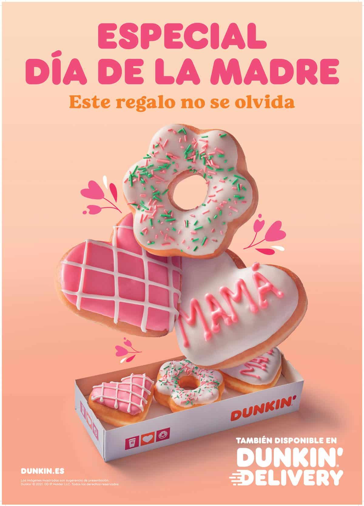 Dunkin Día de la Madre
