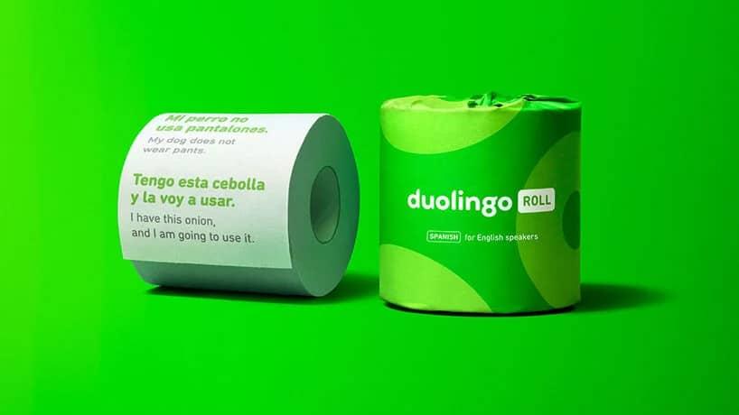 Duolingo rolls