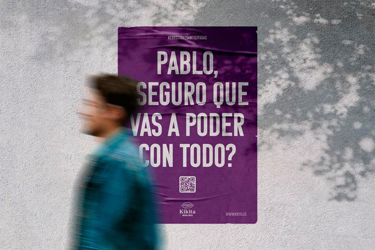 #EreccionesAnticipadas Pablo Iglesias