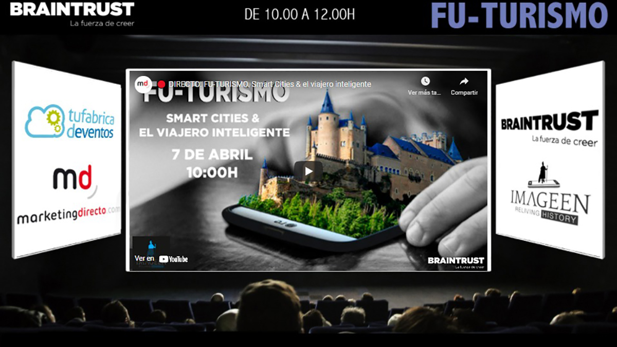 evento destinos españoles braintrust imageen