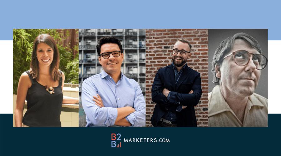 fundadores b2b marketers