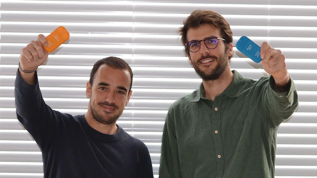 Eric Armengou y Hugo Rovira HAAN