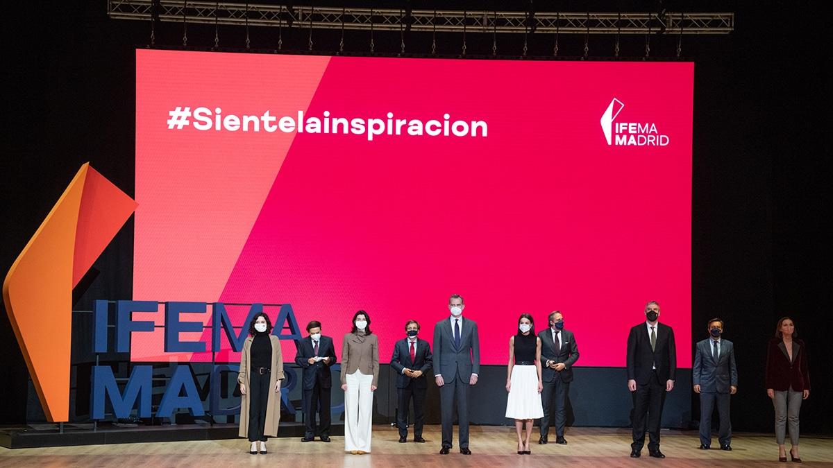 presentación marca IFEMA MADRID