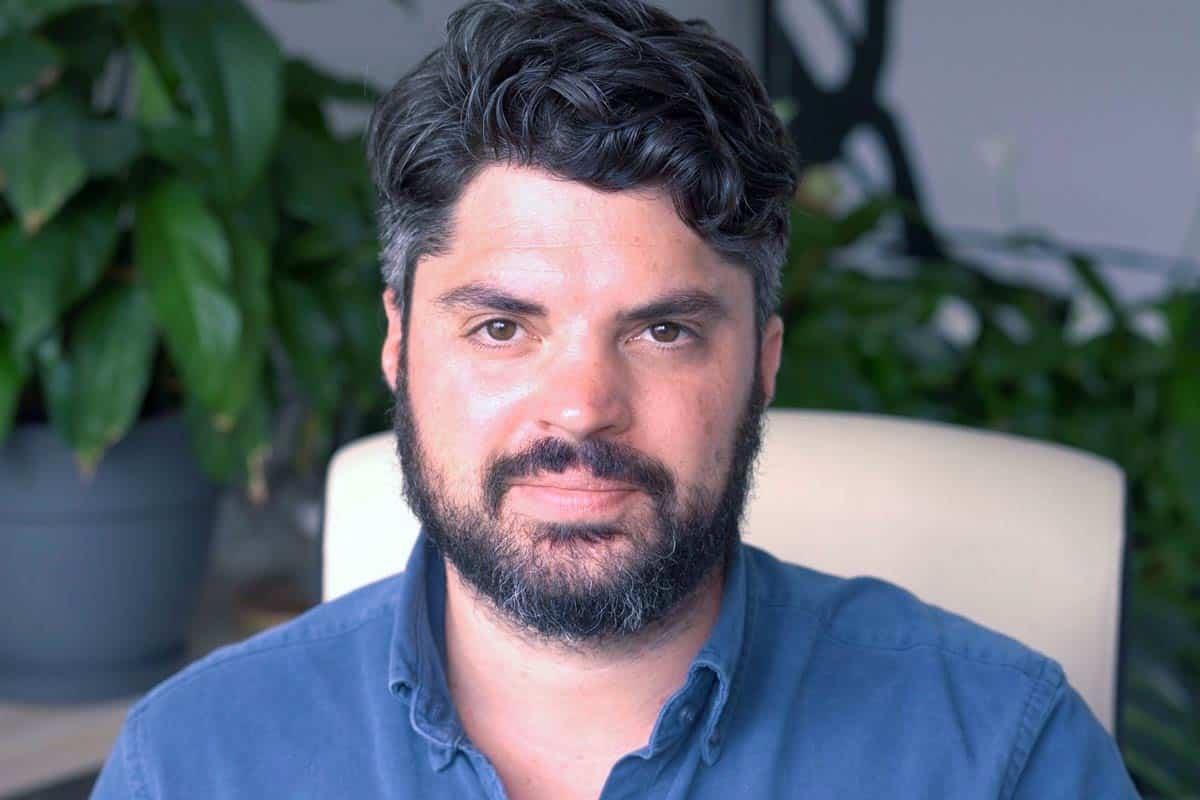 Martín Machinandiarena, jefe de pymes y Emea de Pinterest