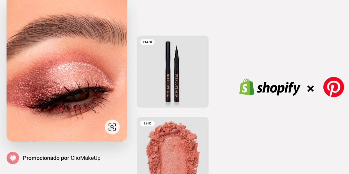 Pinterest Shopify social commerce