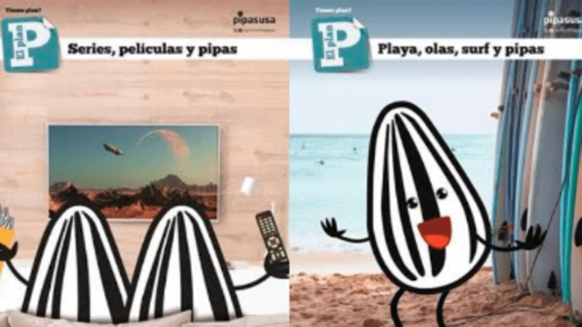 Pipas USA presenta su nueva campaña de comunicación para 2021