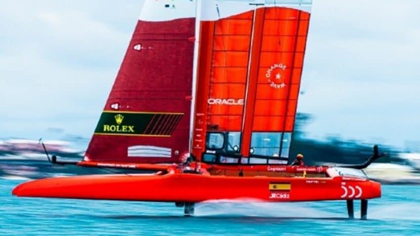 El movimiento Wave of Change del Grupo Iberostar se convierte en el partner sostenible de Spain SailGP Team