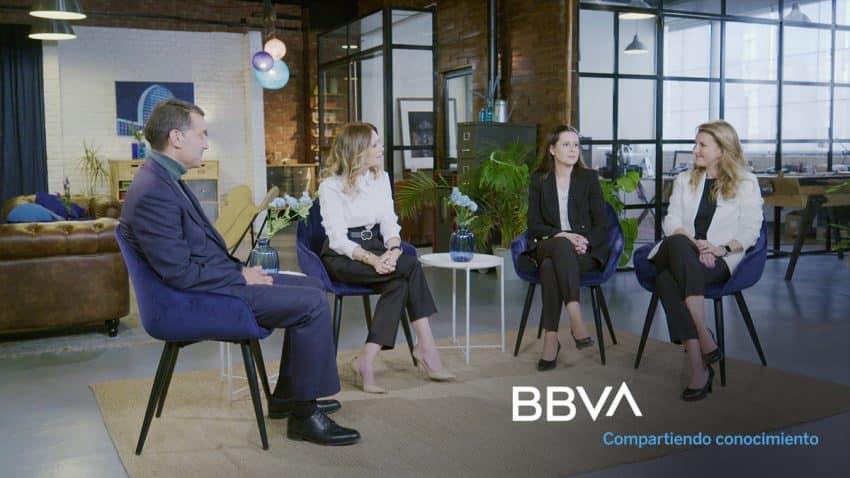 """""""BBVA Compartiendo conocimiento"""", una plataforma única de talento sénior y de expertos para inspirar y asesorar a las pymes"""