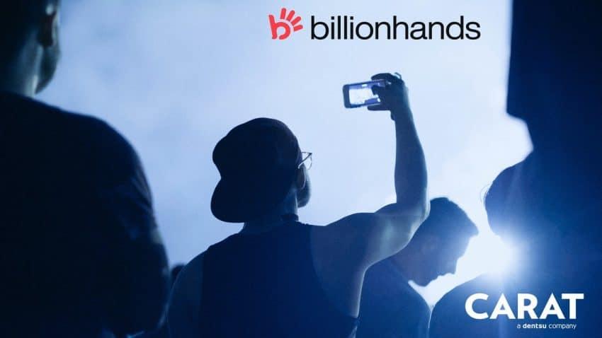 Billionhands confía en CARAT