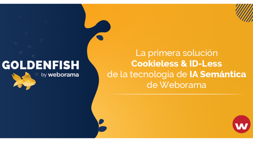 GoldenFish, la respuesta de Weborama al mundo cookieless
