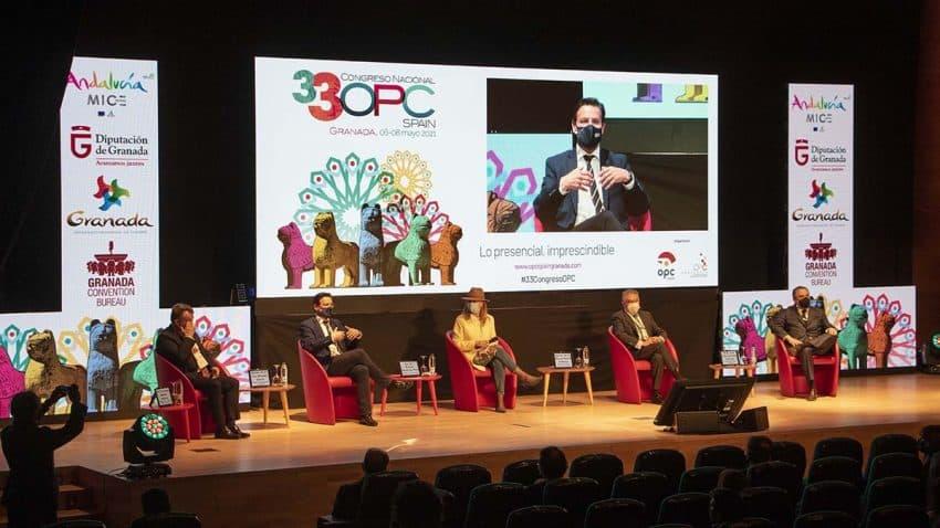 Colaboración, economía circular y adaptabilidad son las claves del 33 congreso nacional OPC España
