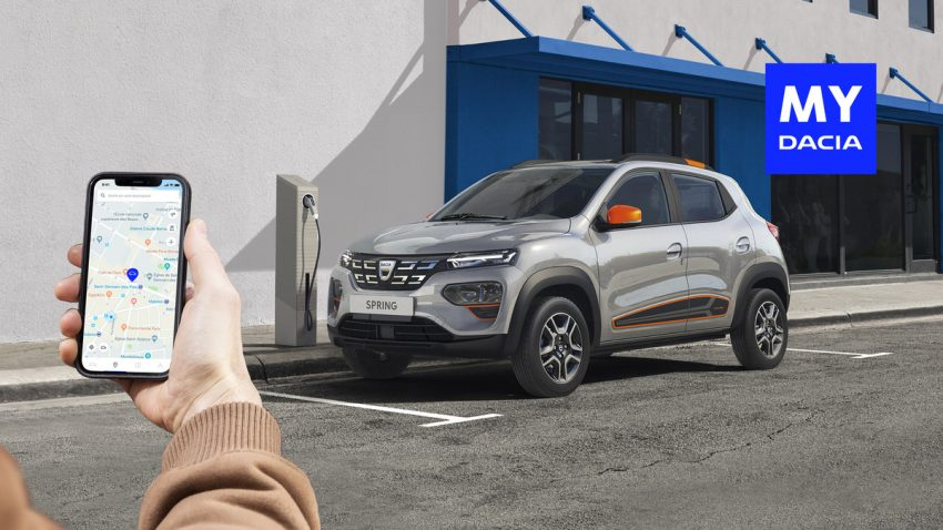 Dacia y Proximity Madrid lanzan el nuevo espacio cliente: MY Dacia