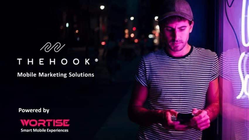 WORTISE, compañía líder en marketing mobile, aterriza en España de la mano de THE HOOK