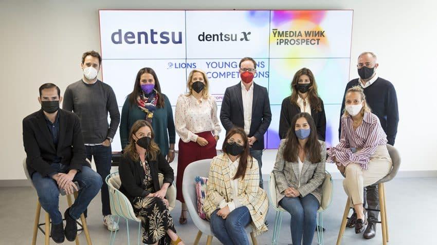 dentsu X, Ymedia Wink y SCOPEN presentan a la pareja ganadora de la competición española de los Young Lions Marketers 2020-2021