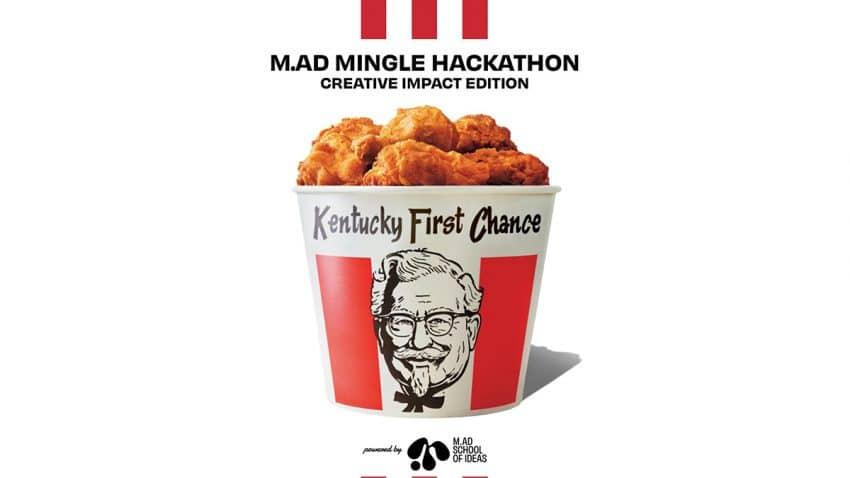 KFC, PS21 y M.AD School of ideas reúnen a alumnos de 22 países para resolver un brief de propósito social