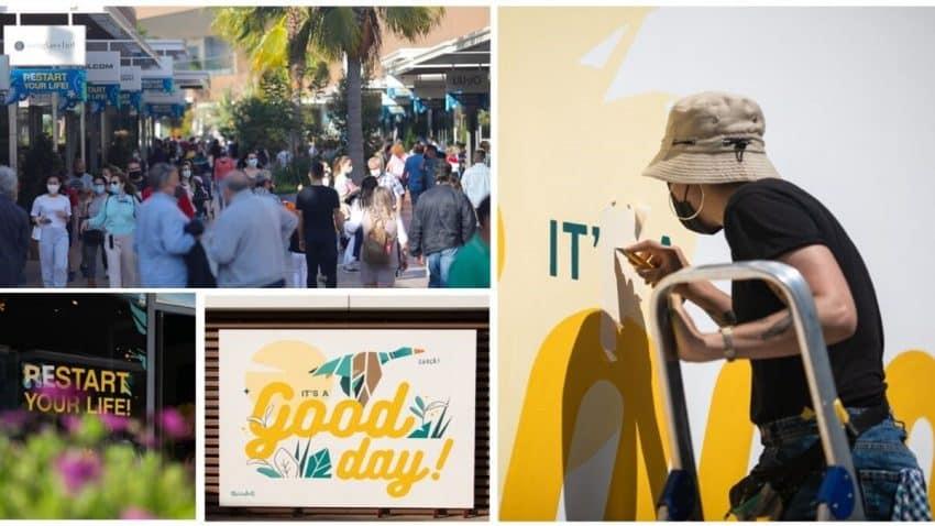 (SOMOS) Firm apuesta por la vuelta a los eventos de street marketing con NEINVER y su campaña (RE)START YOUR LIFE