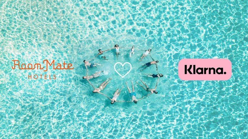 Room Mate Group, primera cadena hotelera en fraccionar el pago de sus reservas con Klarna