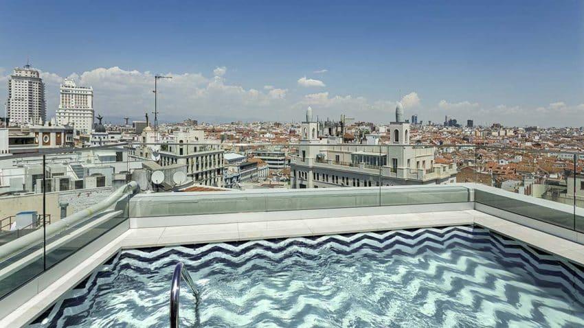 Room Mate Hotels estrena la temporada de terrazas con sus tres impresionantes rooftops en Madrid y Málaga