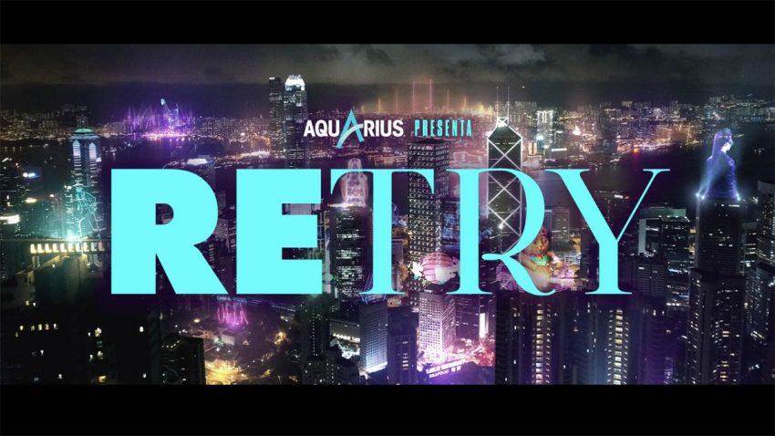 Aquarius lanza una campaña al más puro estilo Black Mirror para darnos un importante mensaje