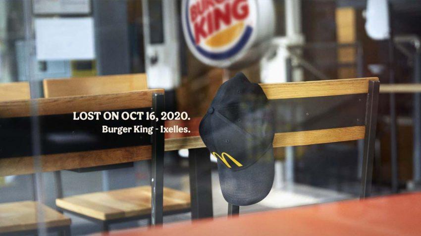 Burger King se convierte en un