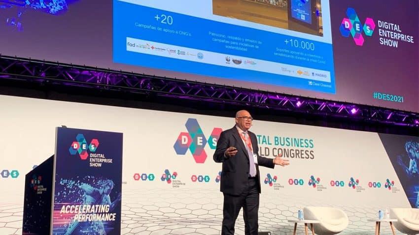 Clear Channel España presenta su propuesta de valor en el DES 2021